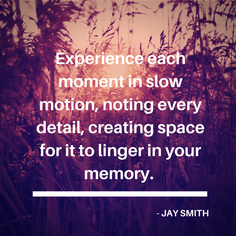 Jay Smith live your life