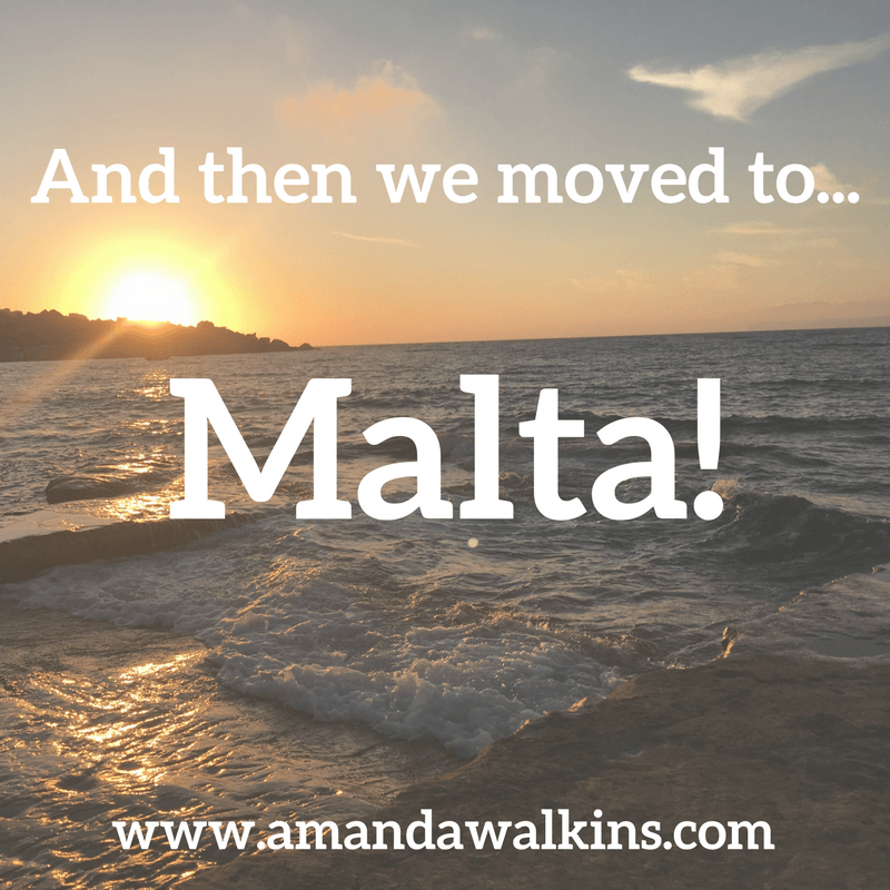 new expats moved to Malta