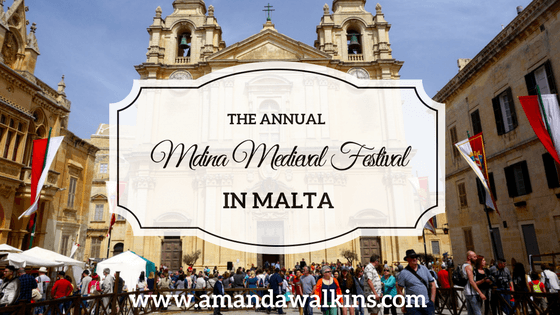 The annual mdina medieval festival in malta amanda walkins amanda my favorite part of moving to a new expat home is exploring and learning about my new host country one of the first things i do is check out upcoming solutioingenieria Images