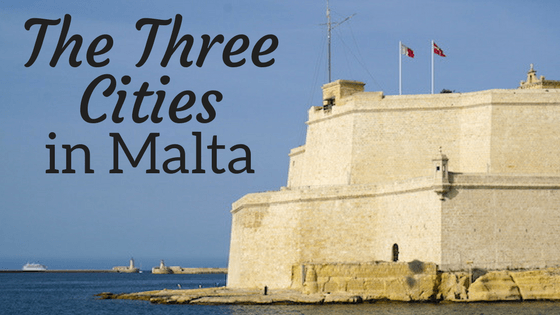 A Brief Visit to the Three Cities in Malta