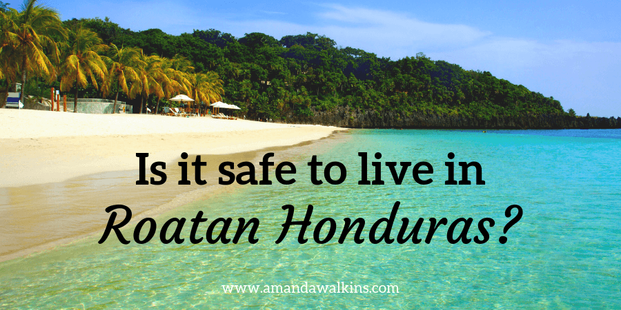 West Bay Beach Roatan safety concerns