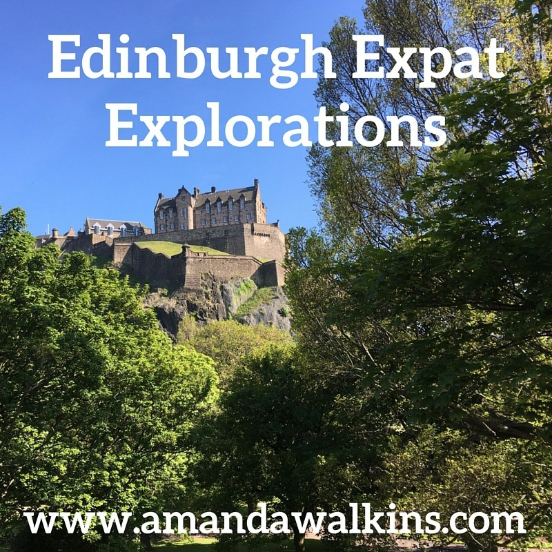 Hogmanay in Edinburgh as an expat