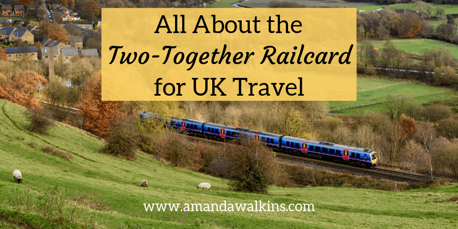 Learn about the Two Together railcard to enjoy scenic rail journeys in the UK