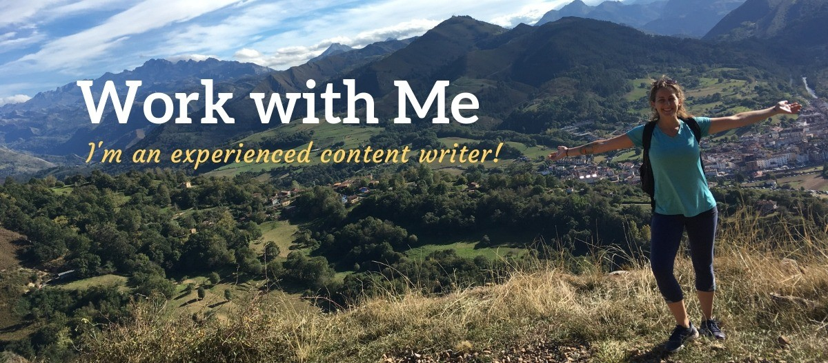 Work With Me - I'm an experienced content writer